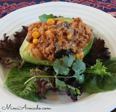 Beef Tamale Pie and a Giveaway! ~ http://mimiavocado.com