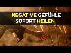 Negative Gefühle SOFORT heilen mit dieser Technik - YouTube New Tricks, Robert Weber, Coaching, Relax, Wellness, Motivation, Tips, Alternative, Smoke