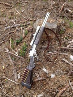 Scout 45-70 Lever Action Rifle