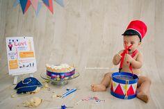Smash the Cake, baby boy. Tin Soldier - Soldadinho de chumbo