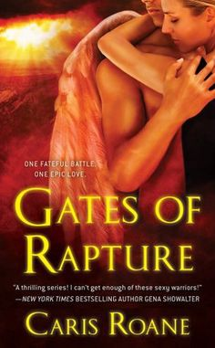 Cover Reveal: Gates of Rapture (The World of Ascension #6) by Caris Roane. Coming 12/26/12