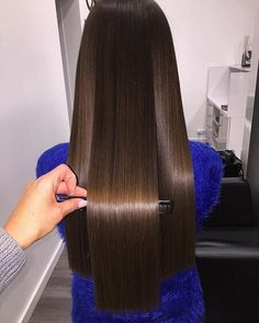 87 unique ombre hair color ideas to rock in 2018 - Hairstyles Trends Best Ombre Hair, Ombre Hair Color, Beautiful Long Hair, Gorgeous Hair, Pretty Hairstyles, Straight Hairstyles, Quick Hairstyles, Japanese Hair Straightening, Silk Hair