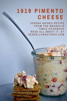 Joanna Gaines recipe for Pimento Cheese from the Magnolia Table Cookbook is a southern delicacy. - My WordPress Website Yummy Appetizers, Snack Recipes, Cooking Recipes, Pimento Cheese Recipes, Homemade Pimento Cheese, Pimiento Cheese, Pimento Cheese Recipe Pioneer Woman, Great Recipes, Gourmet
