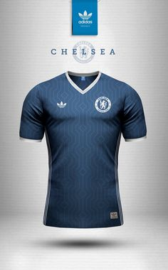 World of Football T-Shirt Sons of Karlsruhe Sportclub blau