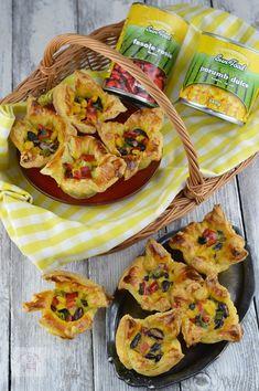 Cosulete aperitiv cu legume - CAIETUL CU RETETE Picnic, Mexican, Ethnic Recipes, Food, Pie, Essen, Picnics, Meals, Yemek