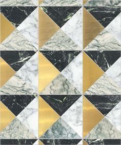 Odyssée Mosaics Collection by Mosaique Surface | Yellowtrace