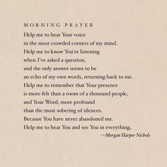 Morning prayer poem - inspiring encouragement quote Christian God truth so true deep inspiration motivation 2017