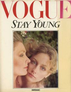 Vogue: Stay Young