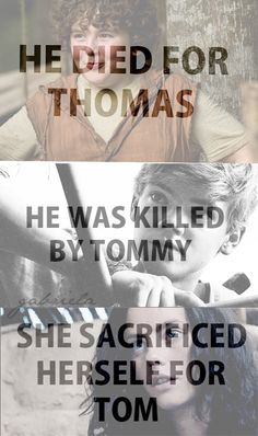 ⚠!!!SPOILER!!!⚠ | The Death Cure | Chuck, Newt, Teresa