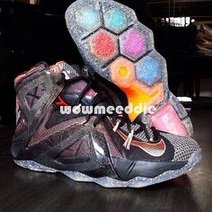 Sneak Peek of Another Version of the Nike LeBron 12 Lebron 11 818ab25ad910