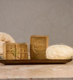 Organic Soap - Ancient Oilve Soap Set - Gaiam