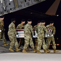 U.S. soldiers killed in Niger will now get hostile fire back pay Latest News