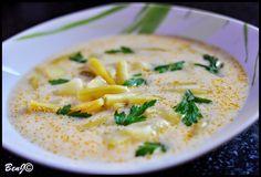 s varechou v ruke...: polievka zo zelenej fazuľky
