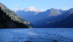 Lake Chelan, WA., Stehekin