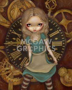 Alice and Clockworks