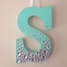 1000+ ideas about Decorated Wooden Letters on Pinterest | Wood ...