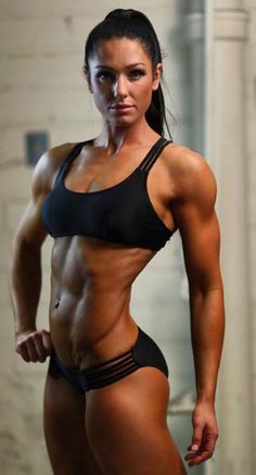 Gorgeous Physique www.OnlyRippedGirls.com ... - Only Ripped Girls