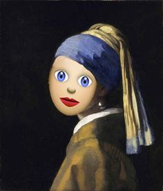 """""""Girl With A Pearl Earring"""""""