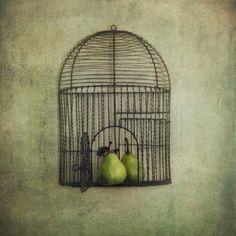 'Love is the key ' by Priska  Wettstein on artflakes.com as poster or art print $18.03