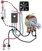 ผลการค้นหารูปภาพสำหรับ подключение вентилятора на лм 317