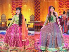 The Princess mehndi  Bride ................. Photography by Umairish studio