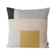 Kelim cushion from Ferm Living