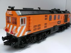 CP 1960 Bombardier - LEGO | I bulid this in 2009 with my ora… | Flickr