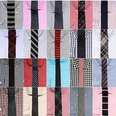 Você já parou para pensar em como combinar as estampas das gravata com a camisa? Se esse é um desafio pra você, hoje vou dar dicas que, sem dúvida, vão simplificar sua vida. A primeira delas pode até parecer óbvia, mas não é: procure sempre estampas das mesmas cores para criar uma harmonia no visual. …