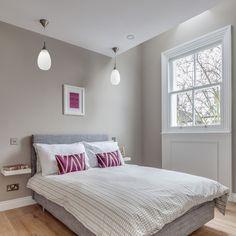 Bedrooms On Pinterest The White Company Triple Wardrobe
