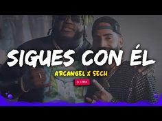 Arcangel, Sech - Sigues Con Él (Letra/Lyrics) - YouTube Youtube, Lyrics, Videos, Movie Posters, Fictional Characters, Reggaeton, Musica, Display, Backgrounds