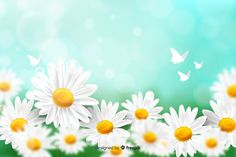 Arte de papel floral lindo com illustation de vetor de borboleta Vetor Premium Vintage Grunge, Floral Vintage, Watercolor Flower Background, Floral Watercolor, Natural Background, Vector Free Download, Frame Wreath, Color Vector, Arte Floral
