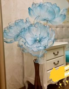 Giant Paper Roses - Ella Style - Extra Large, Large, Medium and Small Sizes Nylon Flowers, Large Paper Flowers, Organza Flowers, Cloth Flowers, Giant Paper Flowers, Big Flowers, Paper Roses, Fabric Flowers, Paper Decorations