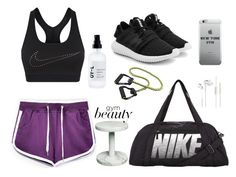 """Untitled #49"" by amela-ella-hodzic on Polyvore featuring beauty, NIKE, adidas Originals and OY-L"