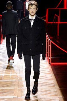 Male Fashion Trends: Dior Homme Fall/Winter 2016/17 - Paris Fashion Week