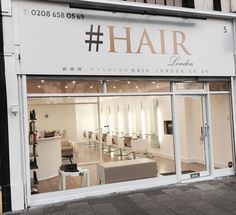 #HAIR Salon, London | Capital Hair & Beauty Salon Refit   For details on salon refits, contact furniture@capitalhb.co.uk