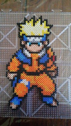 Naruto Perler Beads by NinjaBunnii99