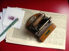 Vintage Hole Puncher by East Light