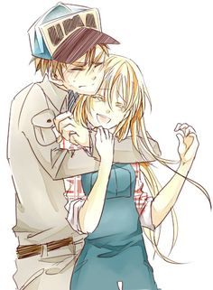 Claire X Gray, Harvest Moon: More Friends of Mineral Town. --I love, love, love this! :]