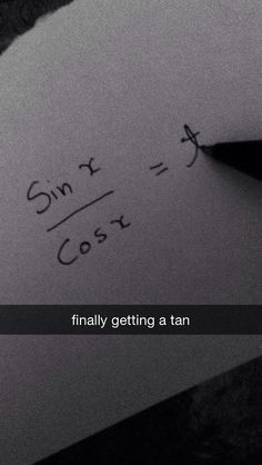 After last week's trig test, I can't stop laughing...at my grade lol