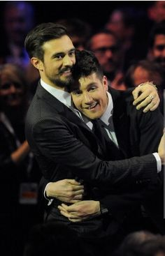 Bastille winning awards and being SO CUTE