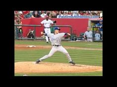Zack Greinke Pitching Mechanics Slow Motion Baseball Instruction Analysis LA Dodgers MLB 1000 FPS - YouTube