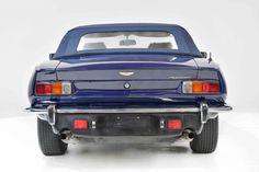 1981 Aston Martin V8 V8 Volante Aston Martin V8, Cars, Autos, Car, Automobile