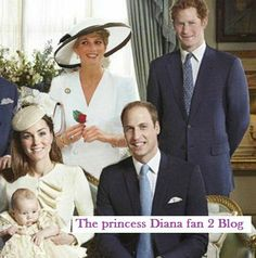 The way Prince George's christening should have been!