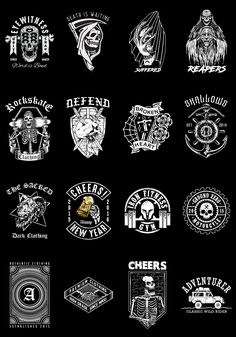 T-shirt design collections