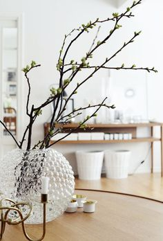 A contemporary small apartment with Swedish style Interior Design. A small space apartment, with very cozy and spacious interior. Best Interior Design, Interior Design Inspiration, Interior Styling, Alvar Aalto, Scandinavian Interior, Scandinavian Living, Summer House Interiors, Nature Decor, Dream Decor