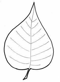 herfstbladeren knutselen (knikkertechniek) - Google zoeken