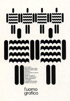Franco Grignani | Alfieri & Lacroix Ivan Chermayeff, Otl Aicher, Symmetry Design, Logo Sketches, Massimo Vignelli, Milton Glaser, Famous Logos, Japanese Graphic Design, Photo Logo