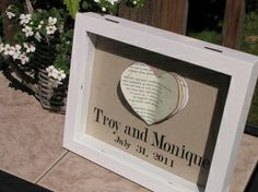 DIY gifts for him | personalized wedding or anniversary gift - DIY by prang.so.7