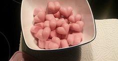 Gominolas de yogur