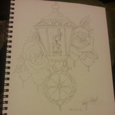 New tattoo drawing ^-^ - by @Amy Lyons